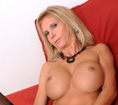 Brooke Tyler - Red Sofa - Anilos 17
