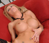 Brooke Tyler - Red Sofa - Anilos 23