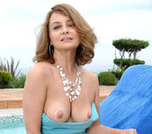 Rebecca Bardoux - Pool Side 15