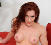 Catherine Desade - Red Sofa 7