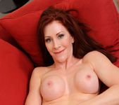 Catherine Desade - Red Sofa 9