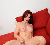 Catherine Desade - Red Sofa 10