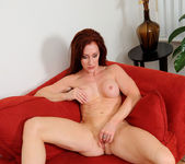 Catherine Desade - Red Sofa 14