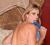 Jodi West - Big Dildo - Anilos 8
