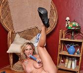 Jodi West - Big Dildo - Anilos 14