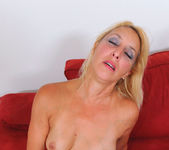 Andi Roxxx - Blue Dress - Anilos 13