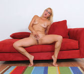 Andi Roxxx - Blue Dress - Anilos 14