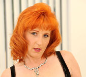 Sasha Brand - Horny Redhead 4