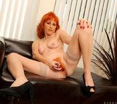 Sasha Brand - Horny Redhead 11