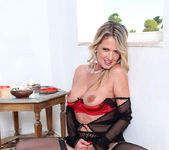 Bridgette Lee - Red Lingerie 4