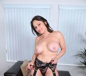 Jillian Foxxx - Black Lingerie 6