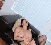 Jillian Foxxx - Black Lingerie 8