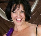 Katie - Purple Vibrator - Anilos 2