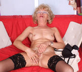 Susan Lee - Black Undies - Anilos 18