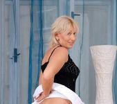 Samantha White - Pink Dildo 7