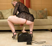 Samantha Stone - Sybian Ride 16