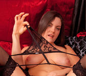 Rebekah Dee - Black Nighties 10