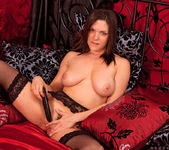 Rebekah Dee - Black Nighties 11