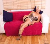 Sally Taylor - Silver Dildo 7