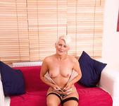 Sally Taylor - Silver Dildo 8