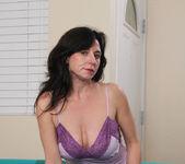 Karen Kougar - Purple Dildo 4