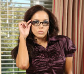Francesca Le - Cougar Glasses 2