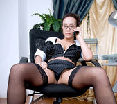 Diana - Office Work - Anilos 3