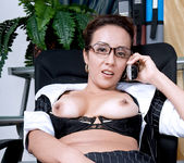 Diana - Office Work - Anilos 8