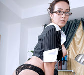 Diana - Office Work - Anilos 10