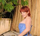 Calliste - Blue Lingerie - Anilos 5