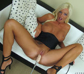Jordan Blue - Dildo Toying 12