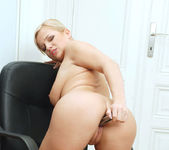 Luceana - Office Masturbation 16