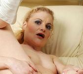 Scarlette Sax - Green Upskirt 16