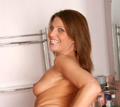 Rae Rodgers - Bathrobe - Anilos 13
