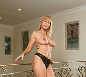 Nicole Moore - Sheer Underwear 10