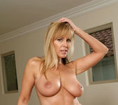 Nicole Moore - Sheer Underwear 14