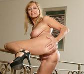 Nicole Moore - Sheer Underwear 20