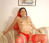 Nelli - Red Bride - Anilos 6