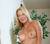 Brenda James - Red Panty - Anilos 5