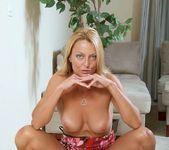 Brenda James - Red Panty - Anilos 7