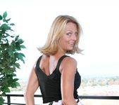 Brenda James - Outdoor Stripping 4