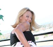 Brenda James - Outdoor Stripping 5
