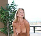 Brenda James - Outdoor Stripping 12