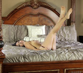 Cande Chavez - bedroom masturbation 8