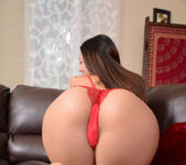 Serena Torres spreading her pussy 3