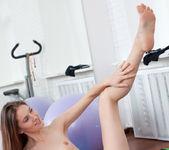 Mia Reese pussy yoga - Nubiles 14