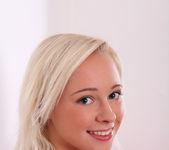 Naomi Nevena - teen blonde vibrates her pussy 13