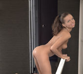 Candy Julia tasting her pussy - Nubiles 16