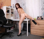 Nici gets naughty in her room - Nubiles 17