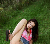 Aimee Ryan - outdoors dildoing 15